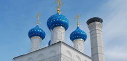 Церковь Николая Чудотворца в Пушкино