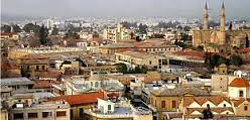 Старый город Никосии