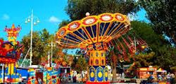 Центральный парк развлечений 30-летия Победы в Анапе