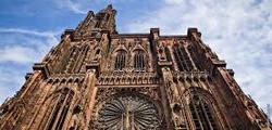 Кафедральный собор Нотр-Дам в Страсбурге