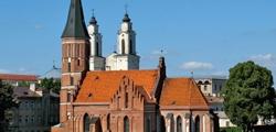 Церковь Витаутаса Великого в Каунасе