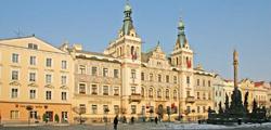 Рыночная площадь Пардубице