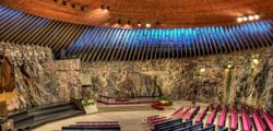 Церковь в скале