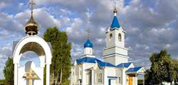 Свято-Казанский храм Сыктывкара