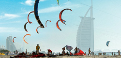 Кайт-Бич в Дубае