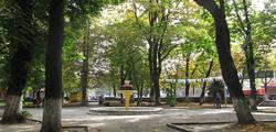 Детский парк им. Жуковского во Владикавказе