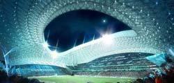 Стадион «Велодром» в Марселе