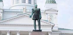 Памятник Александру II в Хельсинки