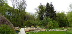 Пензенский ботанический сад