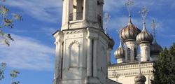 Церковь Сретения в Вологде