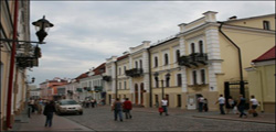 Советская улица в Гродно