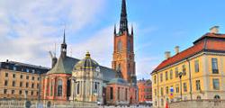 Церковь Риддархольмена