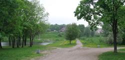 Дендропарк Пскова
