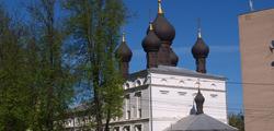 Казанская церковь в Иваново