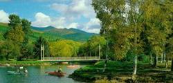 Парк имени Ю. А. Гагарина в Южно-Сахалинске