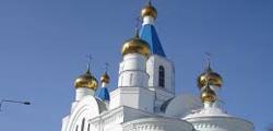 Церковь Рождества Христова в Екатеринбурге
