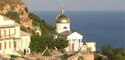 Балаклавский Георгиевский монастырь в Севастополе