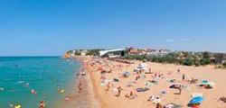 Пляж «Учкуевка»