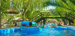Аквапарк «Аквалэнд» на Корфу
