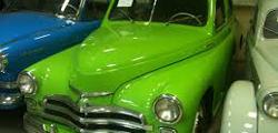 Музей автомотостарины во Владивостоке