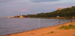 Елисеевский пляж Таганрога