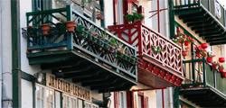 Старый город Ондаррибии
