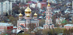 Покровская церковь Саратова