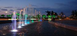 Батумские фонтаны