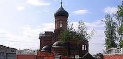 Храм Владимирской иконы Божией Матери в Иваново