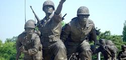 Военный мемориал Республики Корея в Сеуле