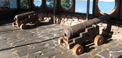 Форт «Елизавета» на острове Вариссаари