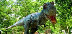 Парк динозавров в Пльзени