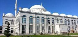 Центральная Джума-мечеть в Махачкале