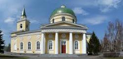 Никольский казачий собор Омска