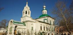 Церковь Покрова на Торгу в Вологде