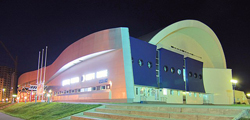 Ледовый дворец спорта в Набережных Челнах