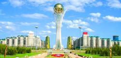 Монумент «Астана-Байтерек»