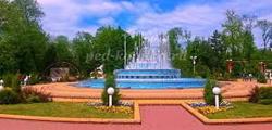 Городской парк Майкопа