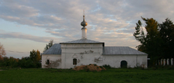 Церковь Св. Николая в Суздале