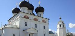 Свято-Успенский Трифонов монастырь в Кирове
