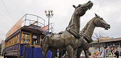 Памятник «Конке»
