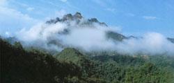 Горы Байюнь