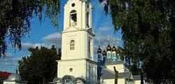 Покровская церковь в Покрове