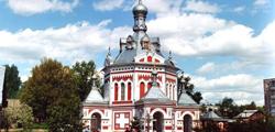 Часовня Святой Варвары в Гусь-Хрустальном