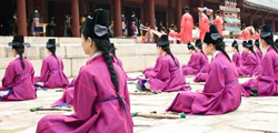 Храм Чонмё в Сеуле