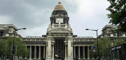 Дворец правосудия в Брюсселе