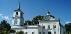Храм Димитрия Солунского в Туле