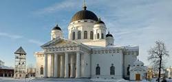 Спасский Староярмарочный собор в Нижнем Новгороде