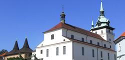 Церковь Св. Иоанна Крестителя в Теплице