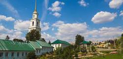 Знаменский монастырь Ельца
